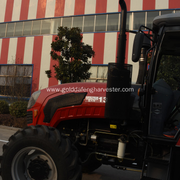 agricultural machine low consumption high efficiency tractor